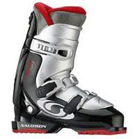 Chaussures de ski découverte